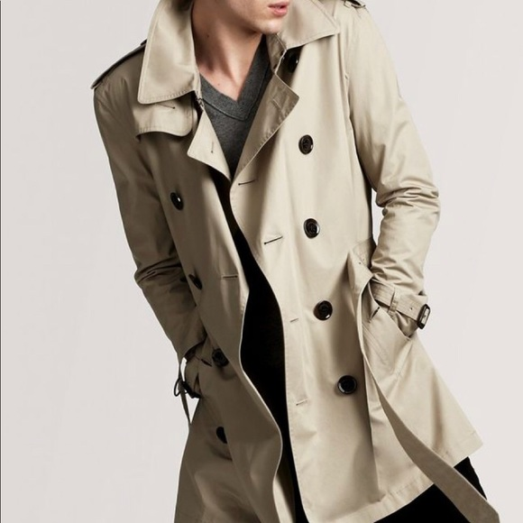 """170ccce7af10 Burberry Other - Men s Burberry Brit Classic Trench """"Britton"""""""